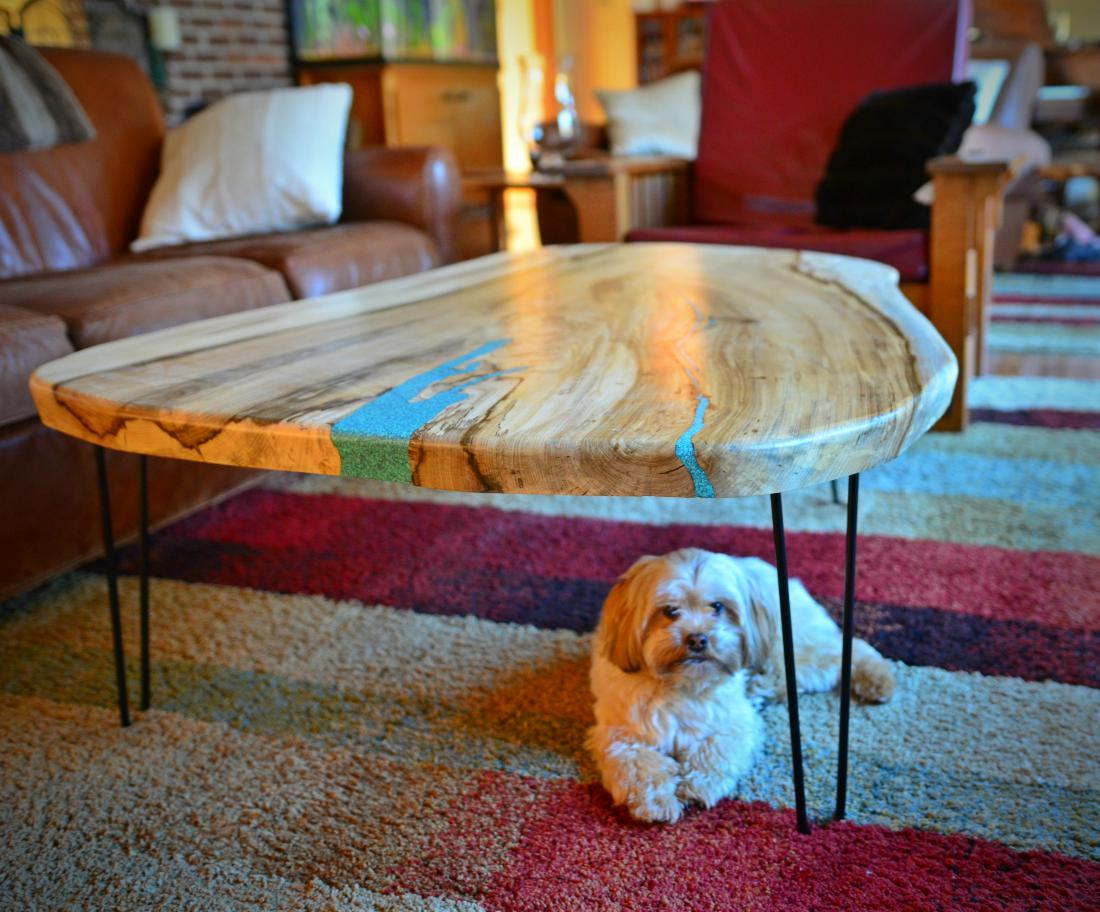 Hackberry Coffee Table